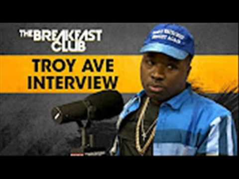 Karceno on the Troy Ave Breakfast Club interview