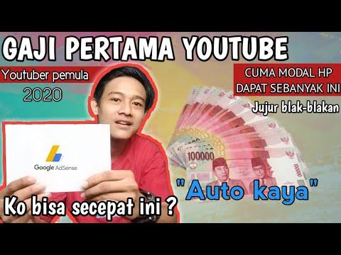 Cara Hasilkan Uang Dari Youtube