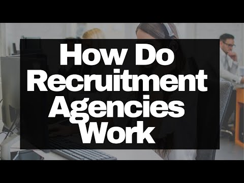 How Do Recruitment Agencies Work UK