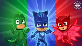 герои в масках на русском, гонки героев, новый мультик игра для детей