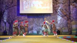 Белоснежка и 7 гномов. Фестиваль 'Красота, мода, музыка'. Финал. 26.04.2013
