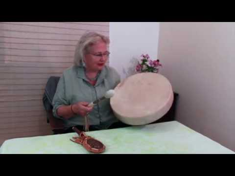 A True Find- American Indian Handmade Instruments