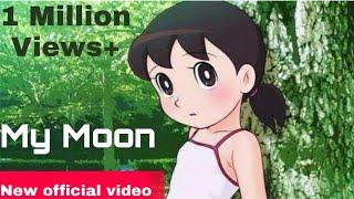 Amrit maan:My Moon(full song)Nobita & Shizuka version HD 2019