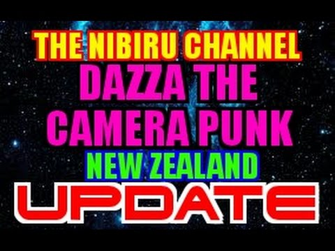 PLANET X 🔴 NEW ZEALAND UPDATE and DAZZA THE CAMERAMAN