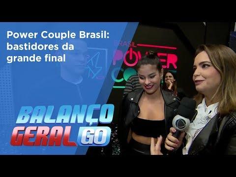 BG - Power Couple Brasil: bastidores da grande final - 29-06-2018