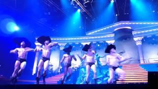 [HD] Kylie Minogue, APHRODITE LES FOLIES 2011 TOUR, Herning, Denmark, Cupid Boy