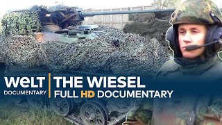 The Wiesel Tracked Vehicle - Firepower For Paratroopers | Full Documentary