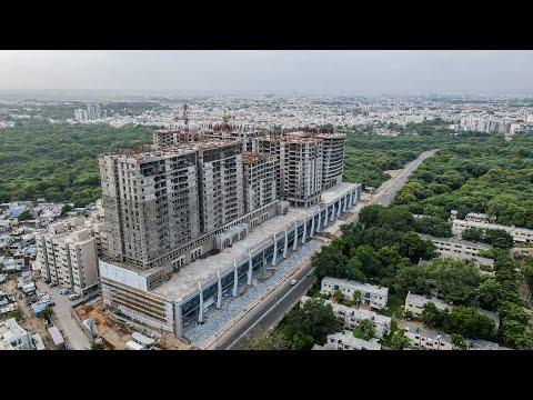 Agora City Centre - December 2020 Construction Update