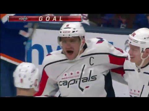 Александр Овечкин ворвался в десятку лучших бомбардиров в истории НХЛ.