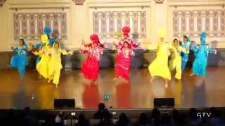 UNC Bhangra Elite @ Bhangra In The Burgh 8 (2014)