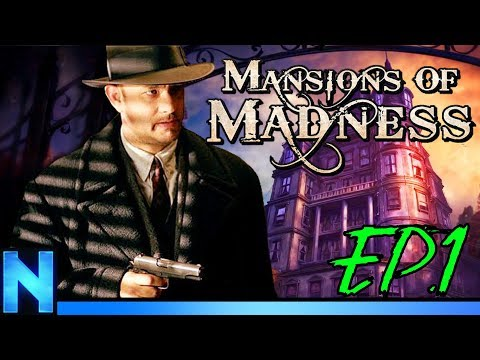 CAN YOU ESCAPE FROM INNSMOUTH? - Mansions of Madness 2nd ed