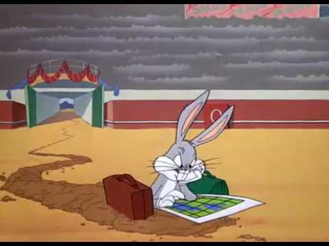 Warner Bros Classic Cartoon Characters Bugs Bunny Youtube