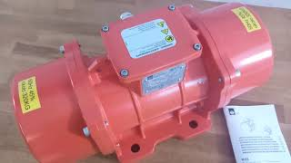 OLI Electric Vibrating Motor MVE 700/15 video