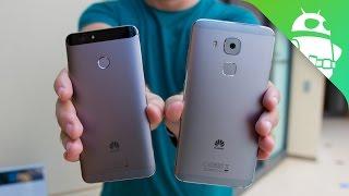 Huawei Nova and Nova Plus Hands On