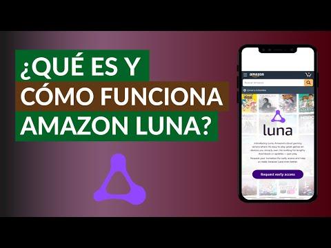 ¿Qué es y Cómo Funciona Amazon Luna? La Plataforma de Videojuegos en Streaming de Amazon