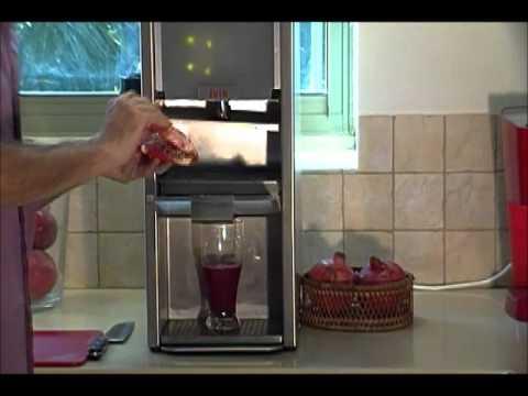 האחרון מסחטת מיץ רימונים pomegranate juicer - YouTube NF-31