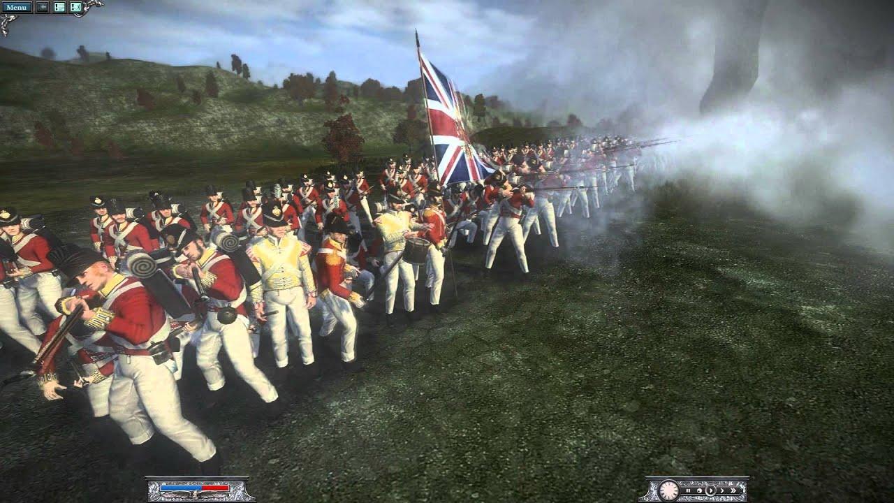 alternate history unit mod napoleon total war britain