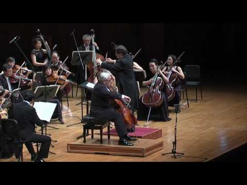 P. I. Tchaikovsky  / 3 Pieces for Cello and String Orchestra / David Geringas