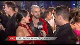 On the Red Carpet at Dancing With The Stars – WEEK 1