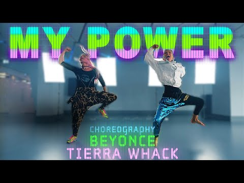Tierra Whack Beyoncé - MY POWER dance - Patman Crew Choreography