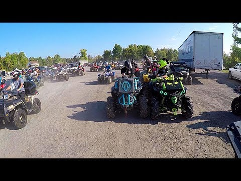 Where the hell did they go? Johnstown ATV Rally 2017