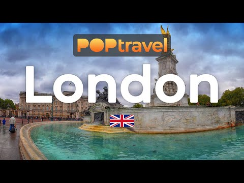 Walking In LONDON / England (UK) 🇬🇧- Victoria Station To Westminster Cathedral - 4K 60fps (UHD)