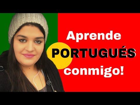 Aprende portugués conmigo! - Clase #1 | Saludar, Presentarse