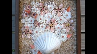 Подели из ракушек, красивые примеры(Поделки из ракушек. Посмотрите очень красивые примеры поделок из ракушек. Смотрите и вдохновляйтесь! http://peta..., 2014-08-06T09:05:58.000Z)