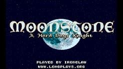 Amiga 500 Longplay [002] Moonstone: A Hard Days Knight