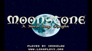 Amiga 500 Longplay [002] Moonstone A Hard Days Knight