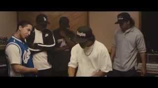 Straight Outta Compton: N.W.A. Finishes Record In The Studio R Movie Clip