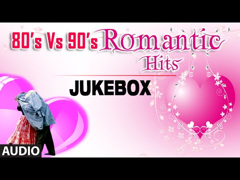 Official: 80's Vs 90's Bollywood Hits | Audio Jukebox | Bollywood Romantic Songs