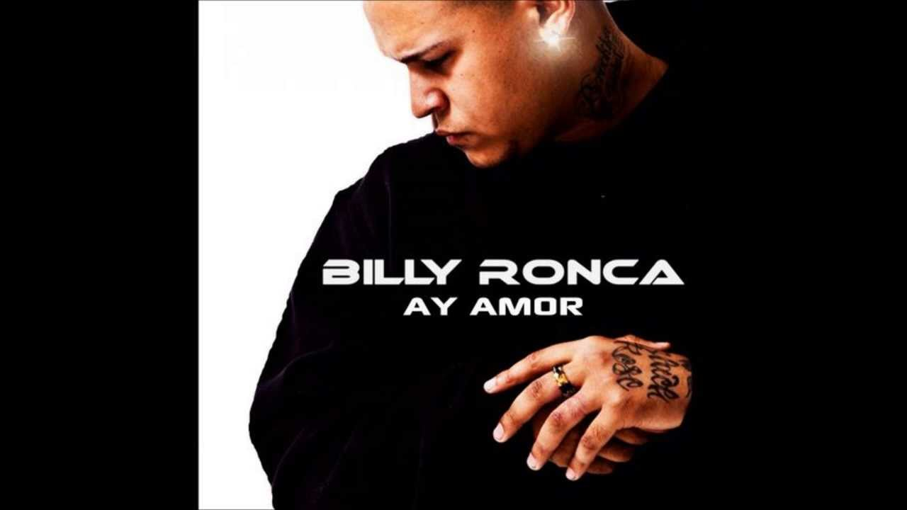 ay amor billy ronca