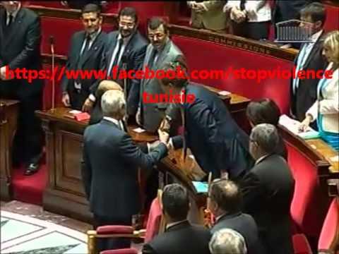 Manuel Valls, ministre de l\'Intérieur Français refuse de serrer la ...