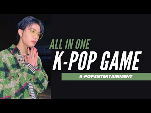 K-POP GAME  All