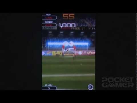 Flick Soccer! iPhone Game Review - PocketGamer.co.uk
