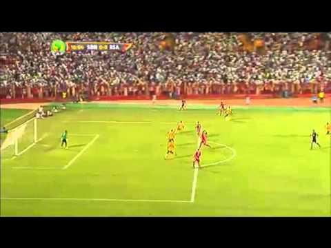 Soccer South Africa vs Sudan