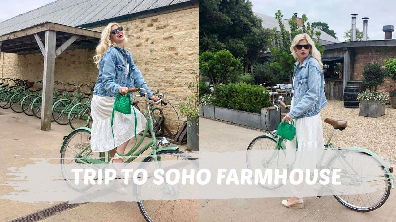 Come With Me To Soho Farmhouse Ikea Youtube