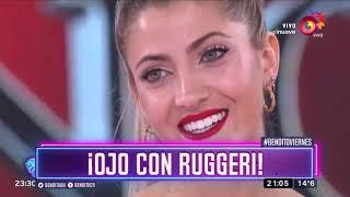 ¡Ojo con Ruggeri!