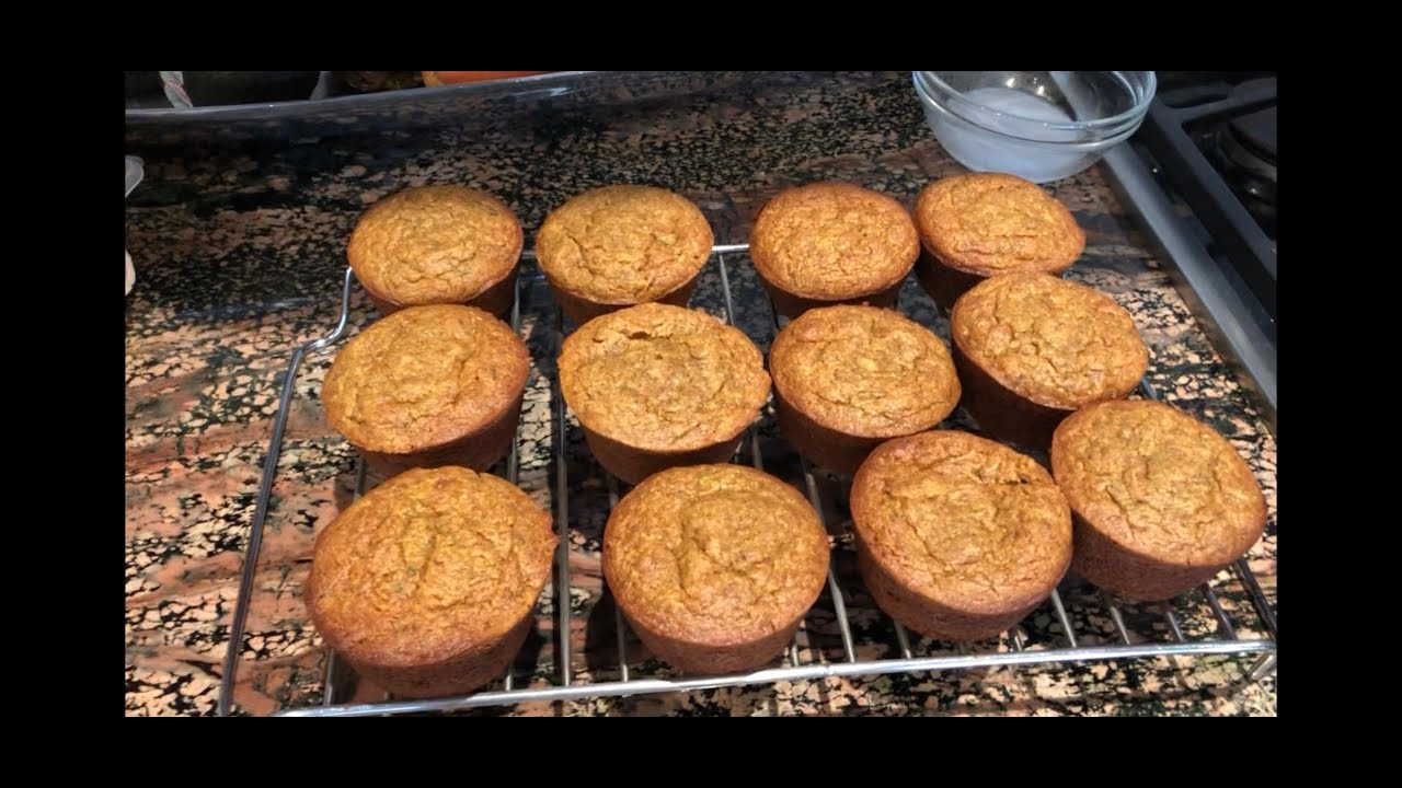 Healthy SCD Muffins