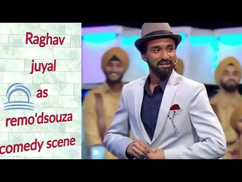 RAGHAV JUYAL AS REMO'D SOUZA | RAGHAV COMEDY | MUST WATCH 2018