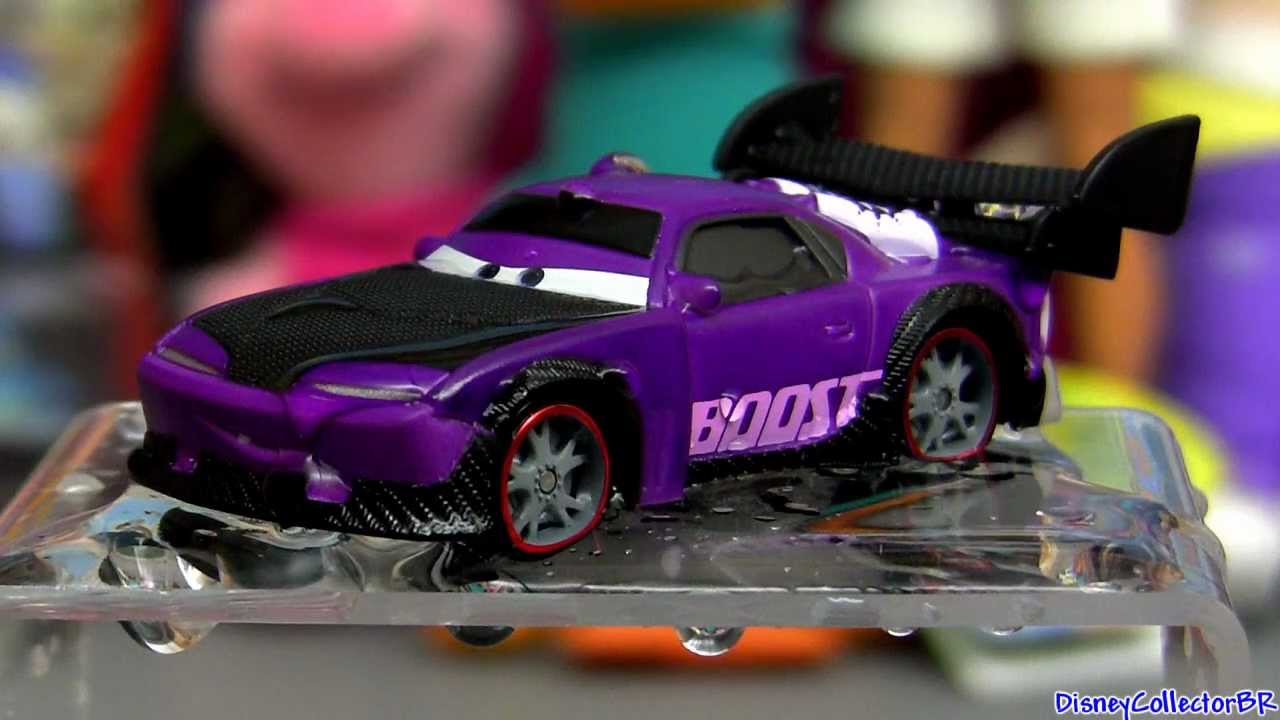 Cars Color Changers: New Boost Color Changers Cars From Disney Pixar Colour