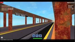 ROBLOX MTA Subway Movie: Kapitel 12 [Die alten R32/42 Züge]