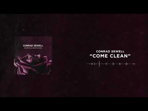 Conrad Sewell - Come Clean [Official Audio]