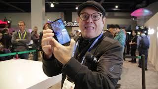#CES2019 / Royole presenta su tableta-smartphone flexible