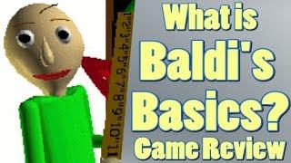 Baldi's Basics in Education and Learning Explained
