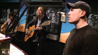 "K-LOVE - Kutless ""Carry Me To The Cross"" LIVE"