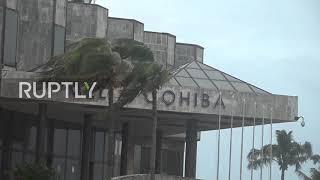 Cuba: Irma pounds Havana as fierce hurricane conquers landmark seawall