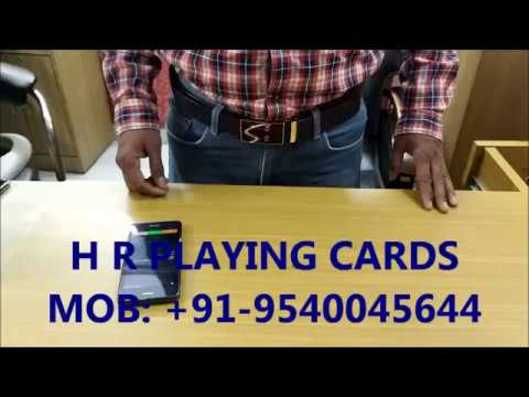 Cheating Cards Belt Device with Long Distance Scanning Range