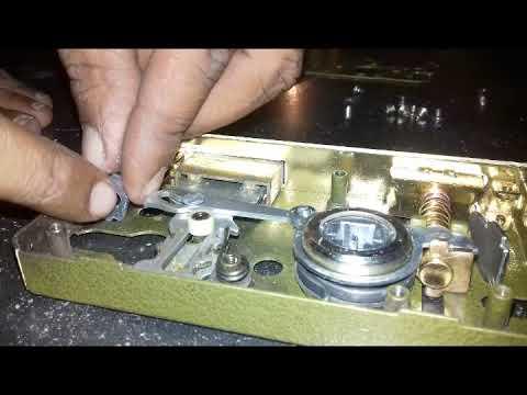 How To Repair Door Lock , Handle Lock Repair